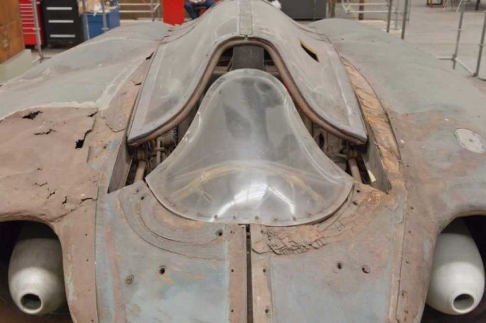 restoring-the-horten-229-v3-flying-wing-36