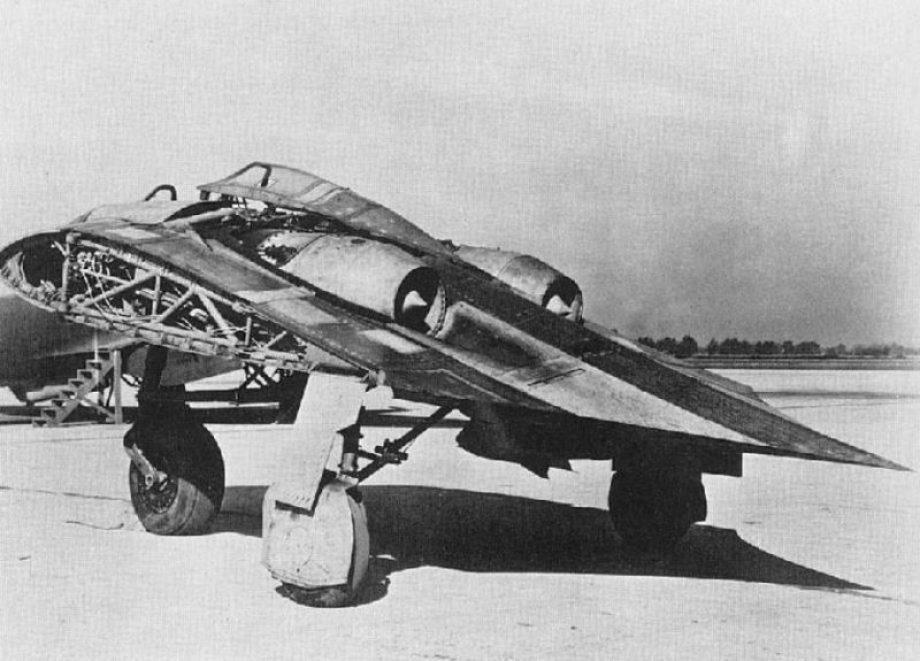 restoring-the-horten-229-v3-flying-wing-46