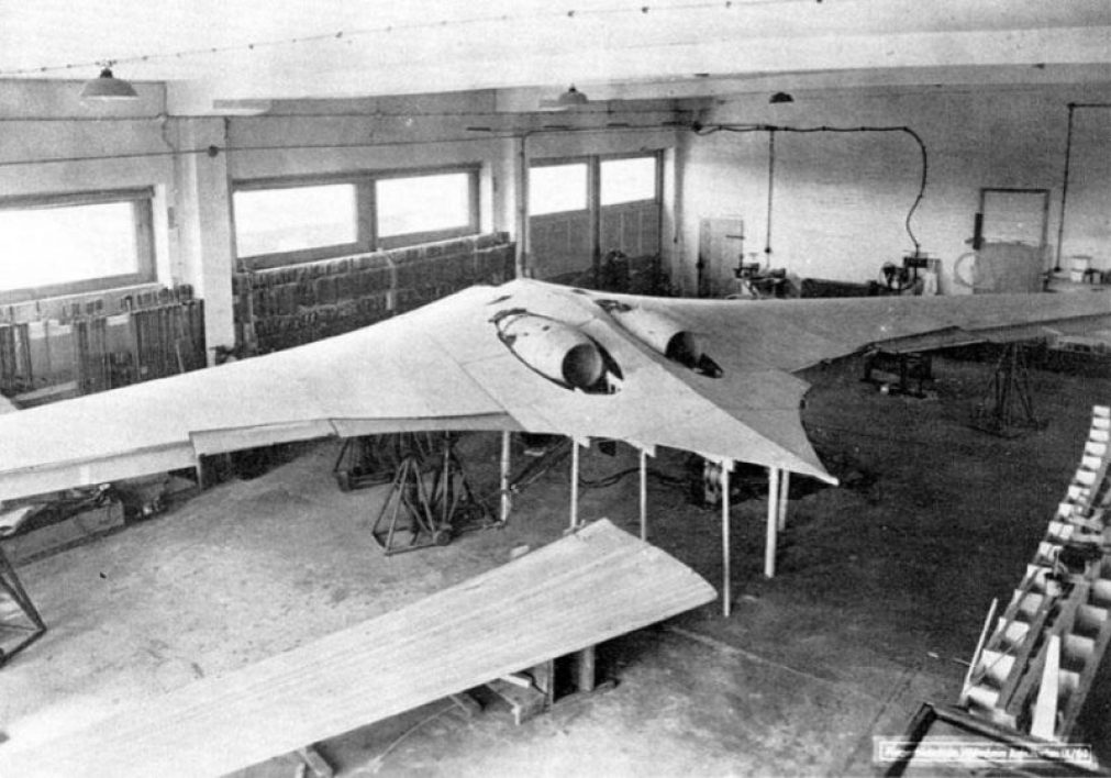 restoring-the-horten-229-v3-flying-wing-47
