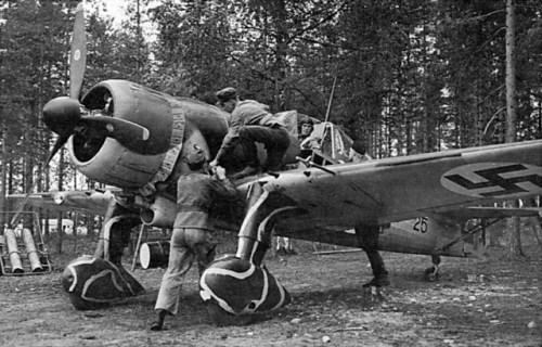 Fokker DXXI (1)