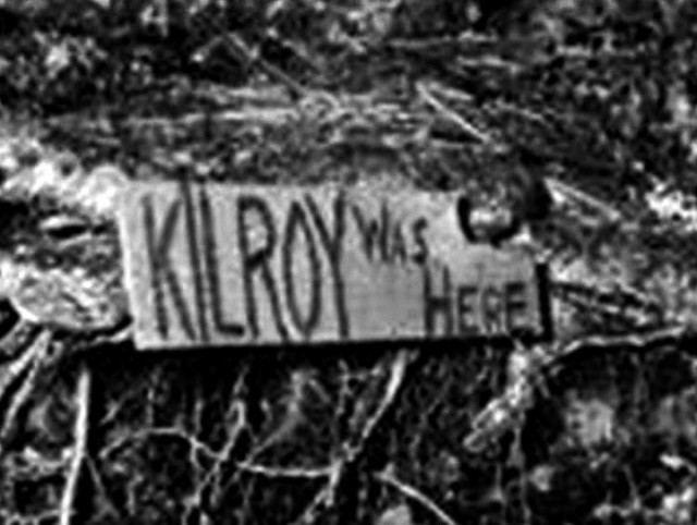 What S The Origin Of Kilroy Was Here