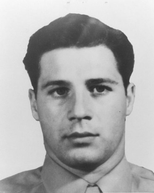Joseph Vittori, posthumous Medal of Honor recipient.
