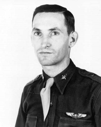 George Andrew Davis, Jr., United States Air Force, Korean War Medal of Honor recipient.