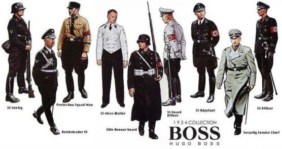 حلق سدد دينك نفسي hugo boss ss uniformen - porkafellas.com