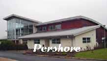 Pershore Centre library