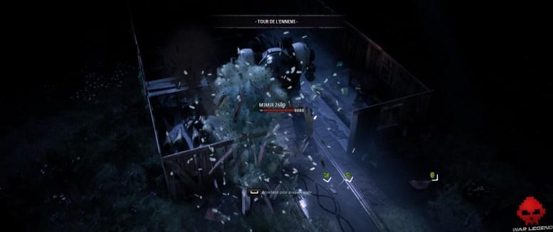 Test Mutant Year Zero Road to Eden - robot casse grange