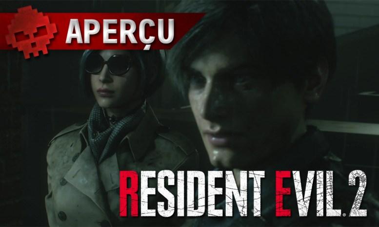 vignette aperçu Resident Evil 2