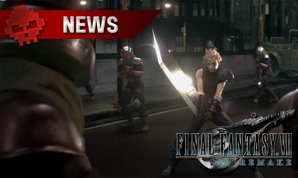 De Nouvelles Images Du Remake De Final Fantasy 7 Seront