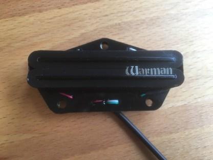 Warman T-rail Blazer. hot rail Tele bridge humbucking pickup