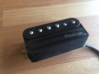 Warman G-rail hybrid 3 coil electric guitar pickup