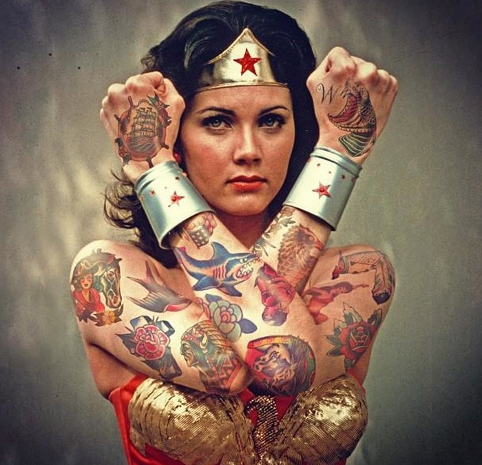 What to Keep in Mind When Dating a Woman With Tattoos