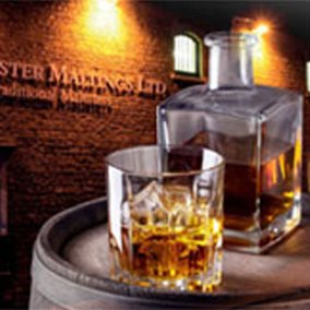 Warminster Malt - Distillers Malts Glass