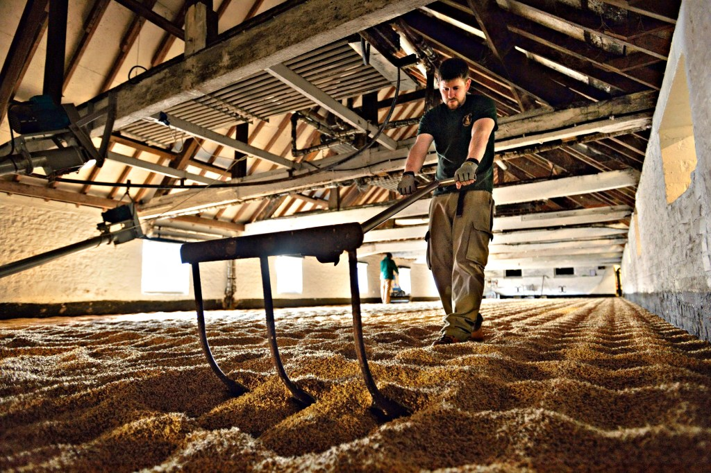 Warminster Maltings - Traditional English Floor Malt