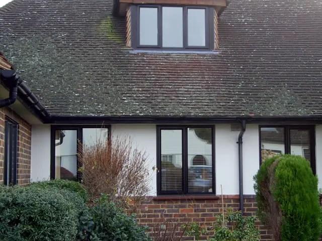 Aluminium windows Surrey