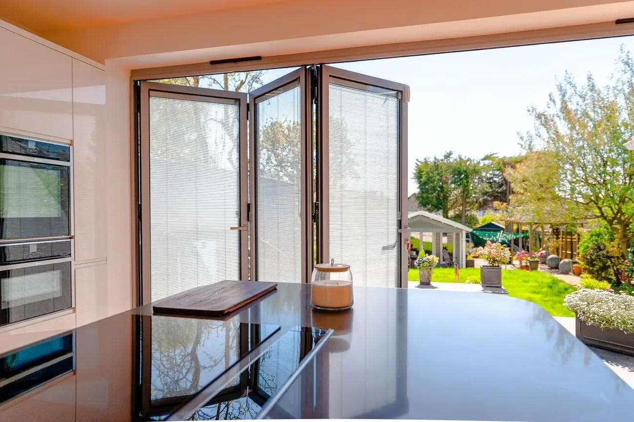 Bifolding Door Installation