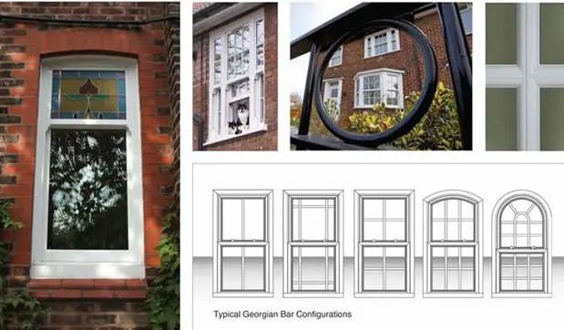Sash Window Glazing options