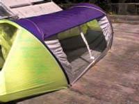 4 season tent with windows warmlite