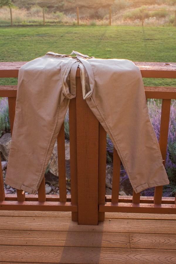 adjustable hiking pants