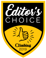 2019 climbing magazine editors choice award