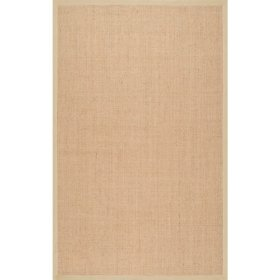 Warmly Home Sisal Rug