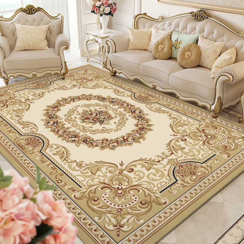 Bed Room Patterned Area Rugs