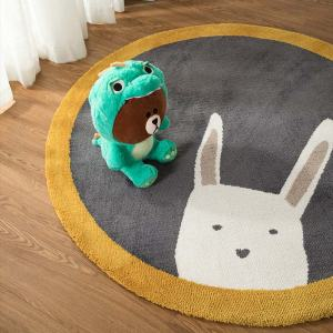 Safe Soft Material Lovely Kids Rugs