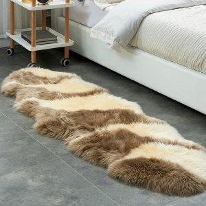 Bed Room Modern Wool Rugs