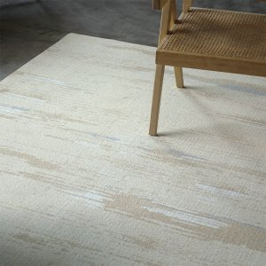 Warm Cream Color Indoor Carpet