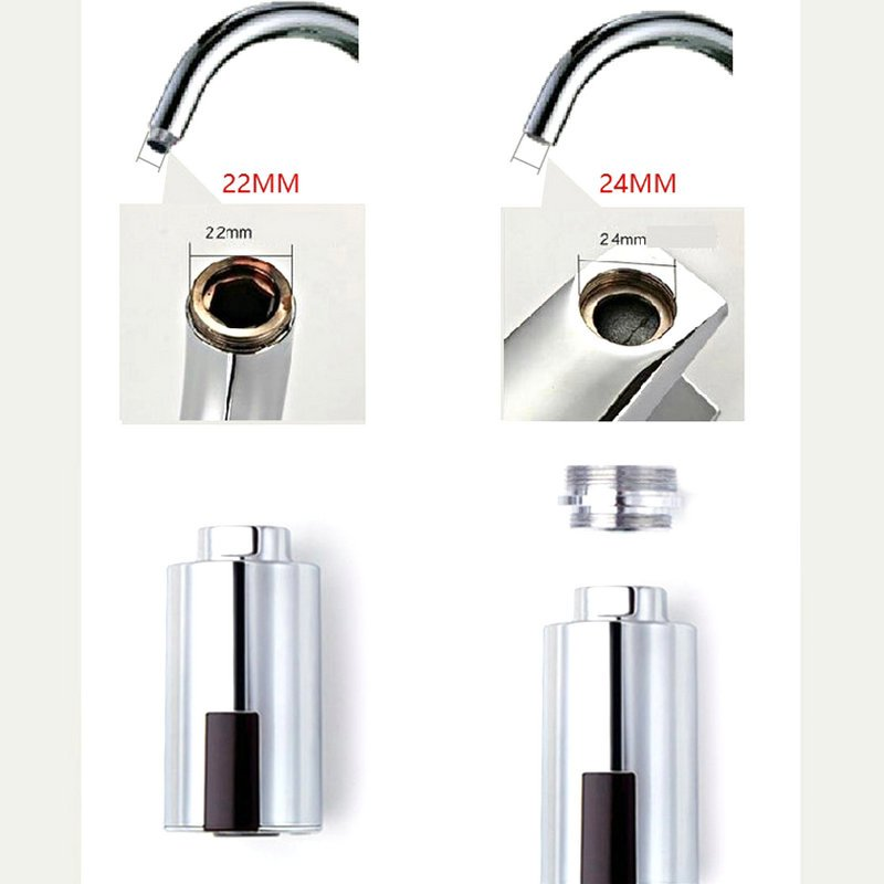 Smart Home Touchless Faucet Head