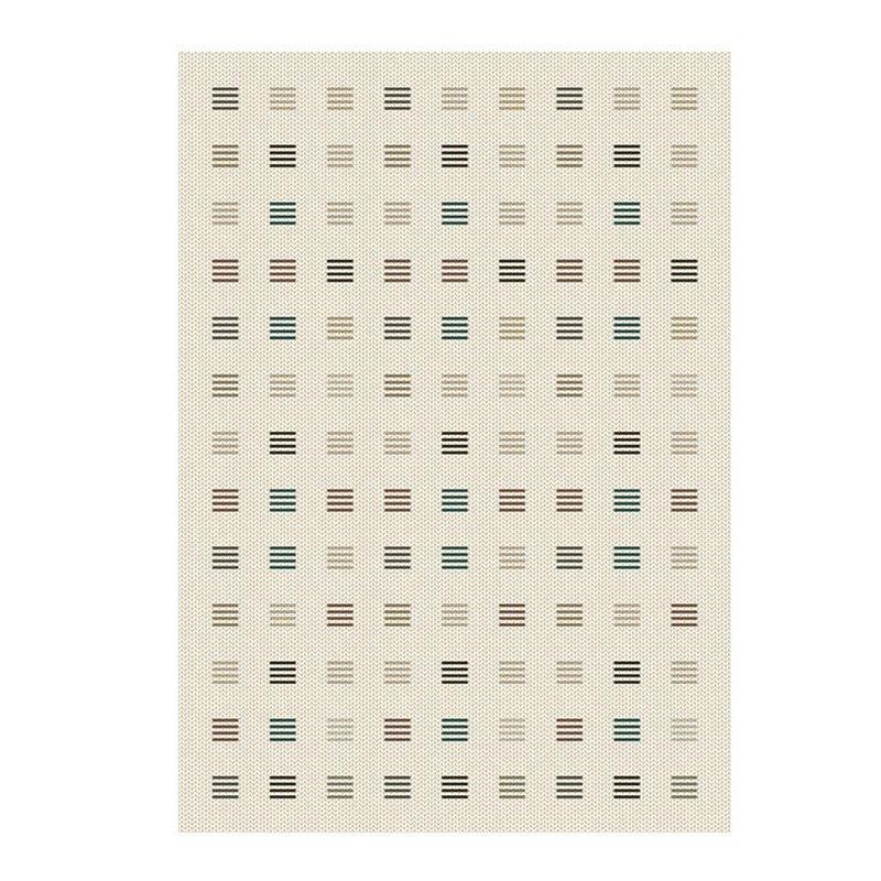 Simplicity Design Color Block Rug