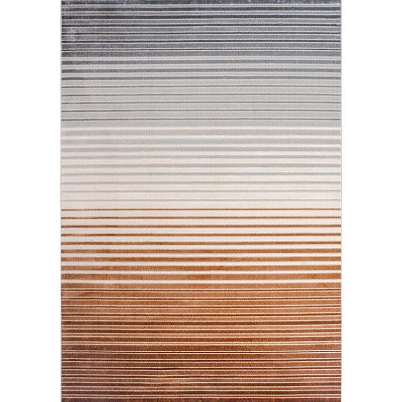 Gradient Stripes Rug