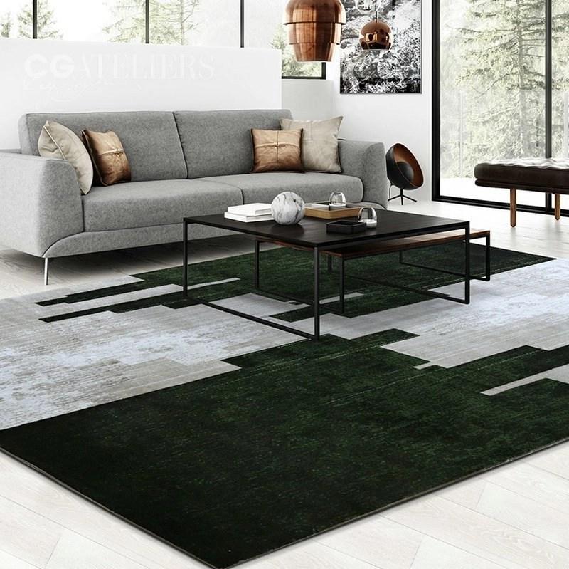 New Inspiration Design Light Luxury Rugs