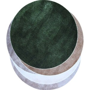 Irregular Round Rugs