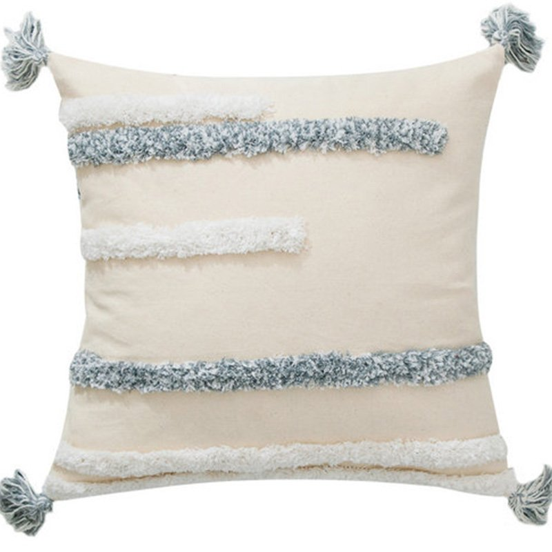 Tufted Pillowcase