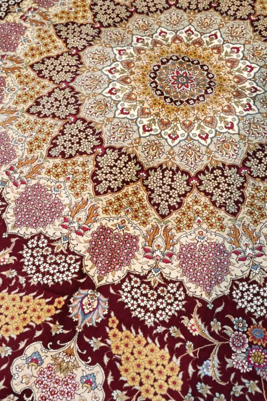 3 Minutes To Learn About Hand-knotted Carpets