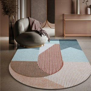 Geometric Art Rugs