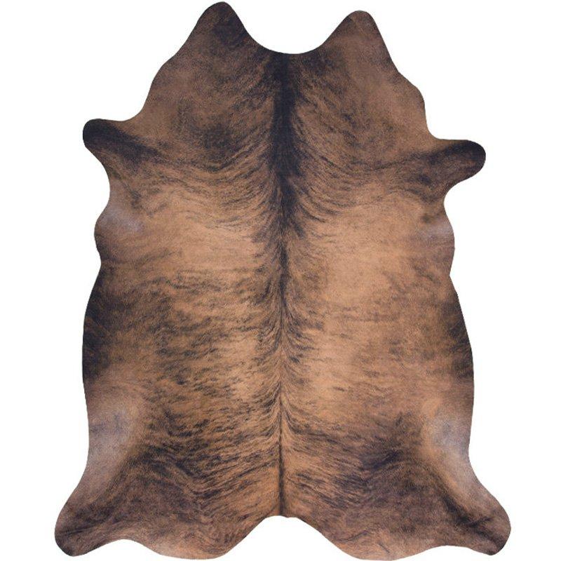 cowhide rug
