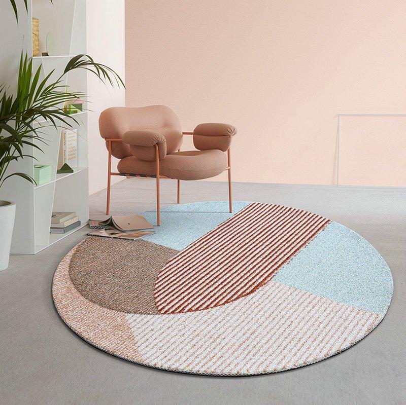 Designer Round Rugs