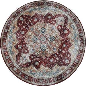round rugs