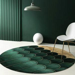 Emerald Green Rug