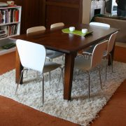 carpet under table - 41 Warm Up Tips for Home and Work
