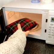 microwave bag - 41 Warm Up Tips for Home and Work
