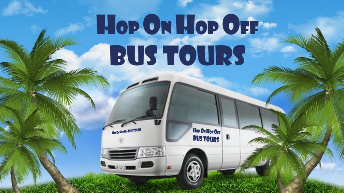 hop on hop off bus tours magnetic island