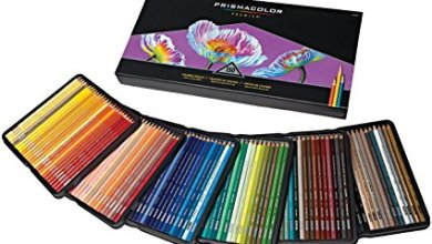 Best Colored Pencil Sets Reviews