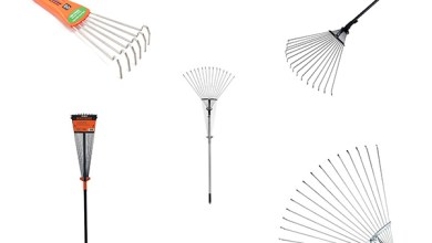 Best Adjustable Garden Leaf Rake Review
