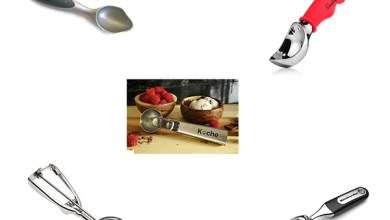 Stainless Steel Ice Cream Scoop Kit Review