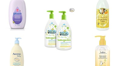 best natural baby lotion Review