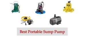 Best Portable Sump Pump Review
