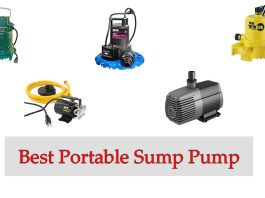 Best Portable Sump Pump Review