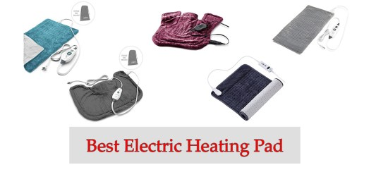 best electric heating pad for body pain